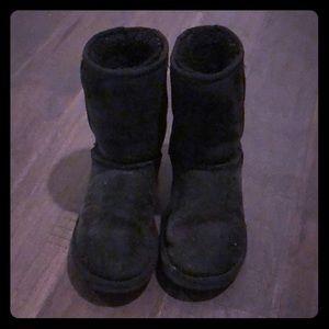 Uggs black size W5